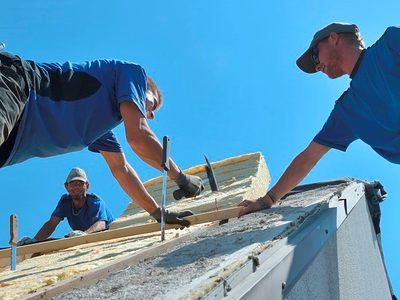 Handwerk Dachdecker