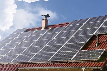 Solardach, Photovoltaik, Sonnenstrom, PV