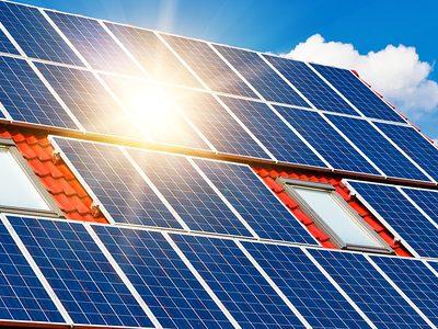Photovoltaik - Sonnenstrom