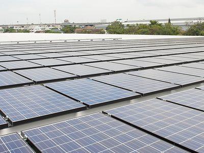 Photovoltaik - Sonnenstrom - Gewerbe