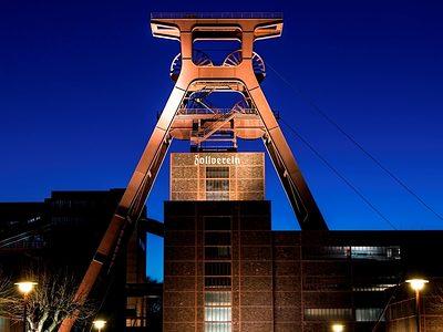 Zeche Zollverein Ruhr Forum Handwerk