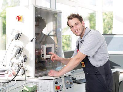 Elektroniker Maschinen Antriebstechnik
